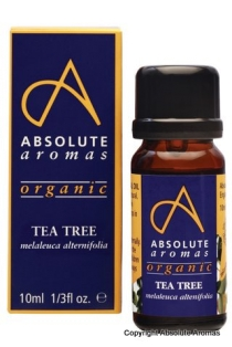 Absolute Aromas-Óleo essencial biológico de Árvore do Chá (Tea Tree)